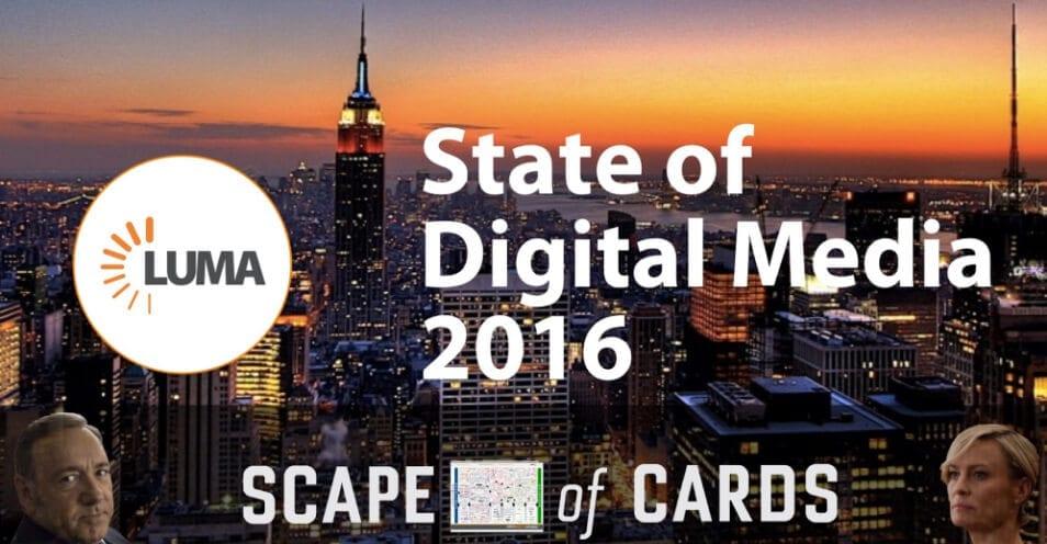 State of Digital Media Website
