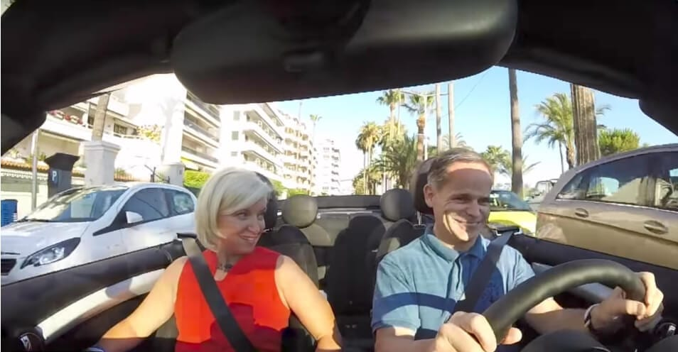 Car Karaoke Website
