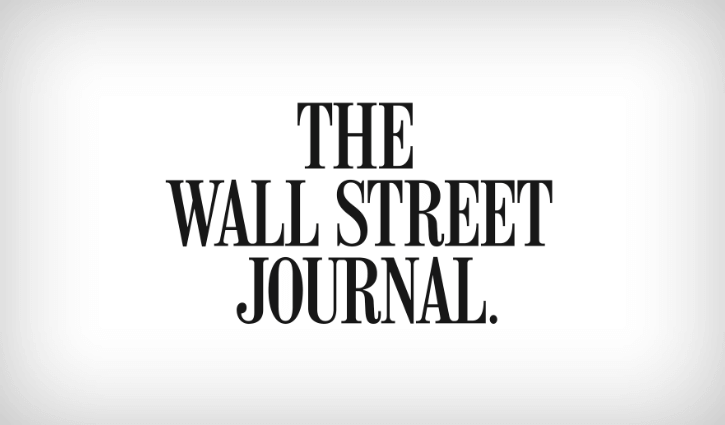 New Website - In the News - The Wall Street Journal