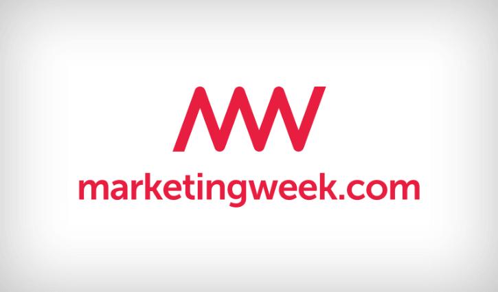 New Website - In the News - Marketing Week