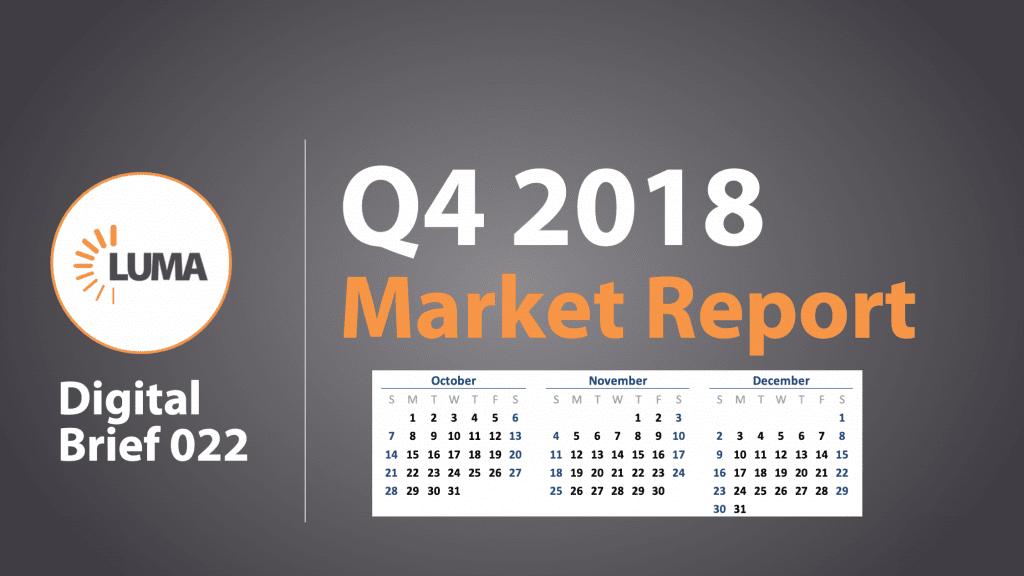Market Report 2018 Q4