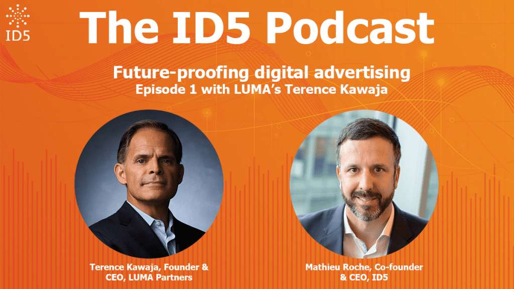 The ID5 Podcast: Future Proofing Digital Advertising